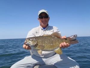 Lake Ontario Smallmouth Bass