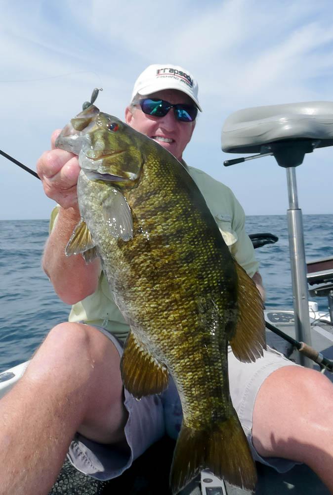 Lake Ontario Smallmouth